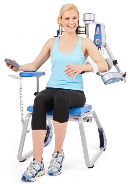 ARTROMOT®-S3- Schulter Bewegungsschiene- Mietweise-